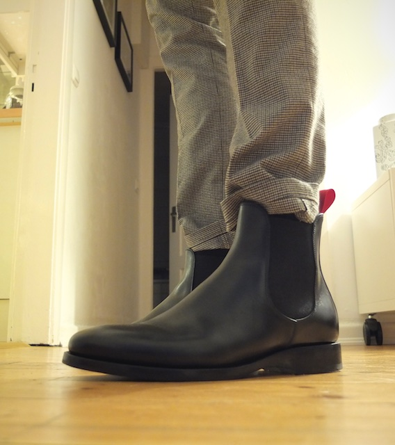 newest collection c8a20 f0ff1 Giancarlo Nero - Chelsea Boots von Scarosso