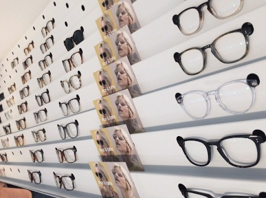 ace&tate Brillenauswahl im PopUp Store